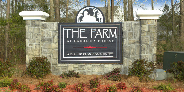 The Farm | Carolina Forest Real Estate - Myrtle Beach Real Estate
